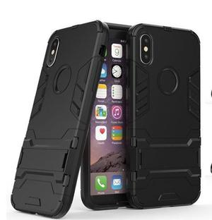 Funda Case Uso Rudo Para Iphone X Maxima Proteccion