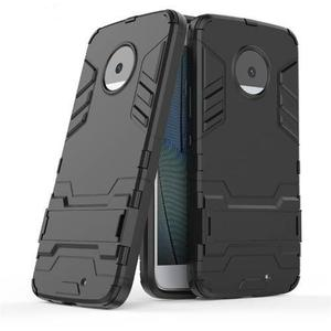 Funda Case Uso Rudo Para Motorola Moto X4 + Mica + Envió