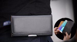 Funda Clip Cinturon De Lujo Para Huawei P9 Plus