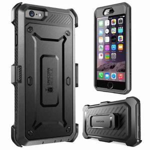 Funda Holster Clip Iphone 6 / 6s Supcase Unicorn Beete Epers
