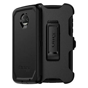 Funda Holster Clip Moto Z2 Force Otterbox Defender Original