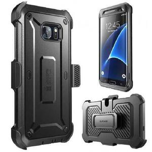Funda Holster Con Clip Galaxy S7 Edge Supcase Unicorn Beetle