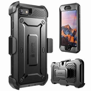 Funda Iphone 7 Plus Supcase Unicorn Beetle Clip Uso Rudo