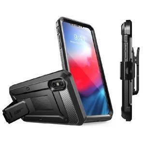 Funda Iphone Xs Max Supcase Unicorn Beetle Clip Rudo Mica
