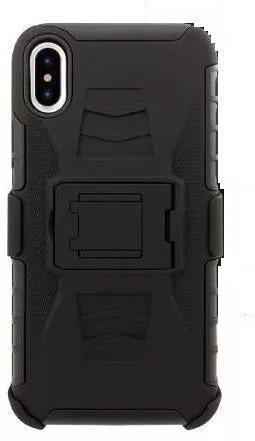Funda Iphone Xs Max Xr Xs X Clip Uso Rudo Robot Protector