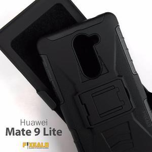 Funda Protector Uso Rudo Clip Huawei Mate 9 Lite Bll-l23