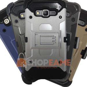 Funda Protector Uso Rudo Clip Samsung J7 2015 J7 Neo