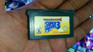 Gameboy Advance Super Mario Advance 4 Mario Bros 3 Con