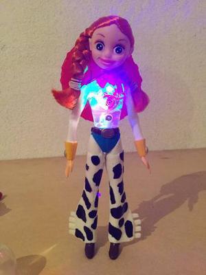 Jessy Vaquerita De Toy Story Con Luz