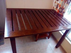Mesa para antecomedor