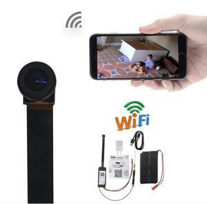 Mini Cámara Espía Wifi Hd Observa Graba Desde Tu Celular