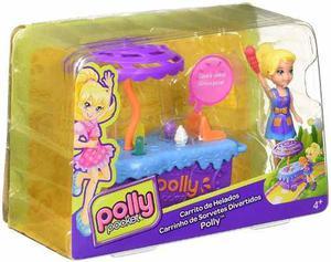 Polly Pocket Carrito De Helados Envio Gratis