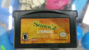 Videojuego Shrek 2 Game Boy Advance Seminuevo
