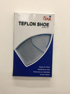 Zapato De Teflon De 0.6mm Para Plancha De Vapor Industrial