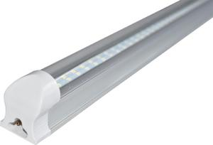 10 Lamparas Doble Led Techo Tubo 24w T8 Aluminio Accesorio/e