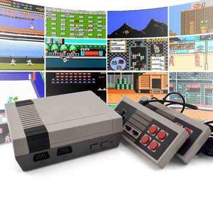 Consola Clásica Retro Con 620 Juegos, Mayoreo 5 Pzs