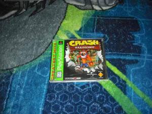 Crash Bandicoot 1 Gh En Buen Estado Ps1