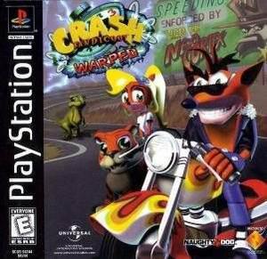 Crash Bandicoot 3 Warped Ps1 Compatible Con Ps2