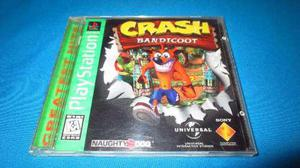 Crash Bandicoot Ps1 *en Muy Buen Estado*