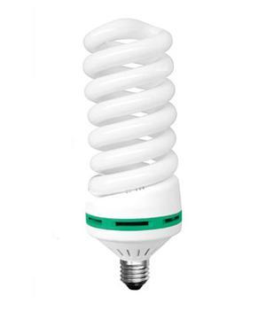 Foco Ahorrador En Espiral 65 Watts Potencia Iluminación
