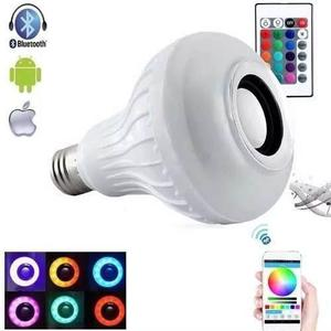 Foco Bocina Led, Bluetooth Multicolor Led ¡¡ Oferta Envio