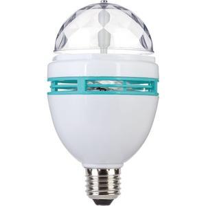 Foco Giratorio Led Rgb Colores Iluminación /e