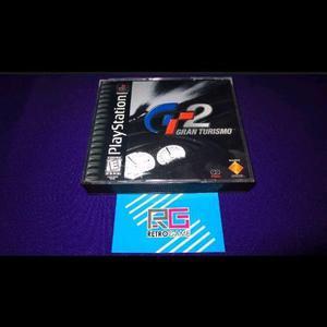 Gran Turismo 2 Ps1 *2 Discos En Muy Buen Estado* Enviogratis