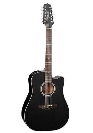 Guitarra Electroacustica 12 Cuerdas Takamine Incluye Estuche