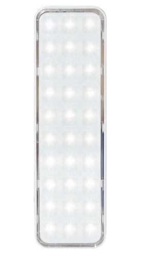 Lampara Emergencia Recargable Led Reflec Linterna Ltc /e