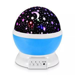Lampara Proyector De Estrellas Luz Led Colores Envio Gratis