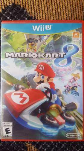 Mario Kart 8 Wii U (juego De Consola)
