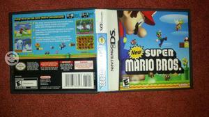 New Super Mario Bros Para Nintendo Ds