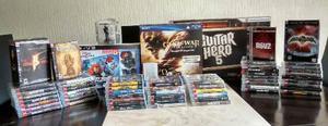 Playstation 3 Edición Limitada De Colección, Videojuegos