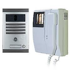 Reparacion instalacion de interfon videoporteros cctv tel: