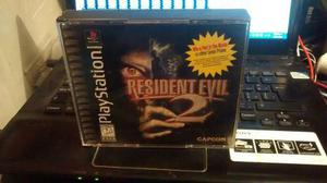 Resident Evil 2 Playstation 1 Completo Excelente Negociable