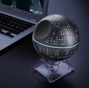 Star Wars Bocina Death Star Bluetooth Speaker