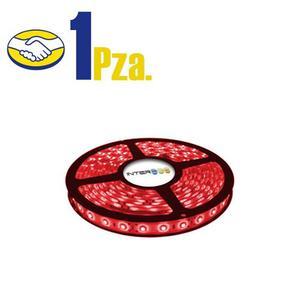 Tira Led Sin Eliminador 5mts  Rojo Ip65 1 Pieza
