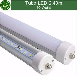 Tubo Lampara Led T8 40w 240cm 8ft 2.4m v