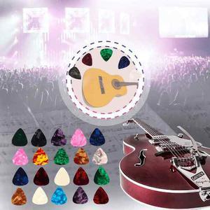 Uñas Para Guitarra Hermosos Diseños Y Variedad De