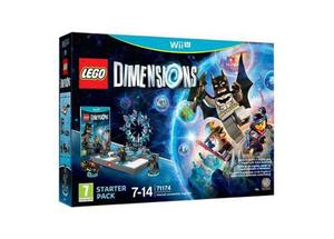 Videojuego Lego Dimensions Starter Pack 71174 Para Wii U