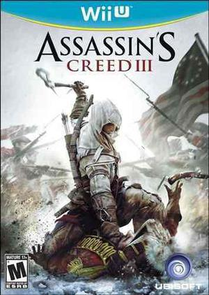 Assassins Creed 3 Para Wii U Paladin Existencia