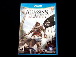 Assassins Creed Black Flag Para Nintendo Wii U !!!