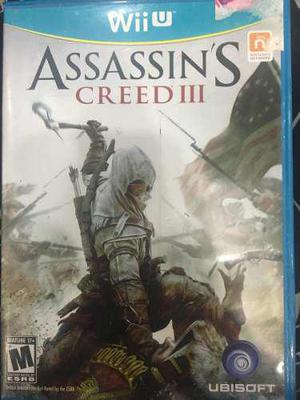 Assassins Creed Para Wii U