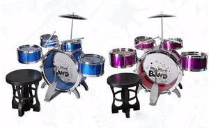 Batería Musical Niños Infantil Drum Instrumento Juguete