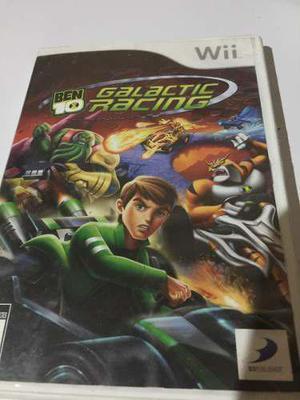 Ben 10 Galactic Racing Para Wii Y Wii Ü