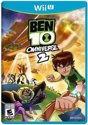 Ben 10 Omniverse 2 - Nintendo Wii U