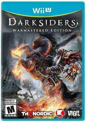 Darksiders Warmastered Edition (nuevo Y Sellado) - Wiiu