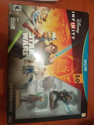 Disney Infinity 3.0 Wii U Nuevo Starter Pack Envio Gratis