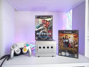 Game Cube + 2 Juegos.