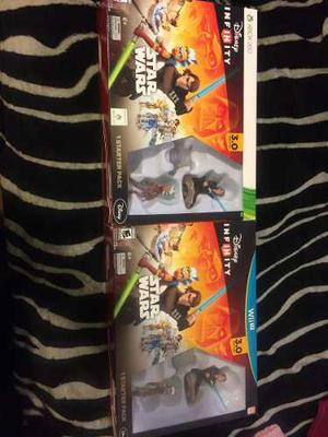 Infinity Disney Atar Wars Para Xbox 360 Y Wii U